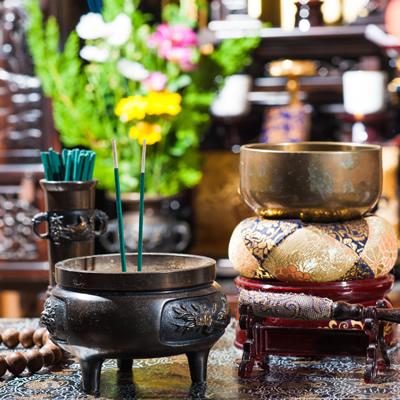 仏壇・仏具の解説
