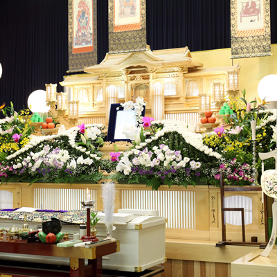 葬儀の解説